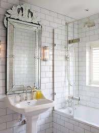 Bathroom  Subway Tile Edge Tile Backsplash Large Bathroom Tiles - Bathroom subway tile backsplash