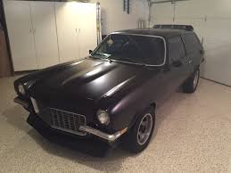 1976 chevy vega daily turismo auction watch 1972 chevrolet vega wagon v8 kammback