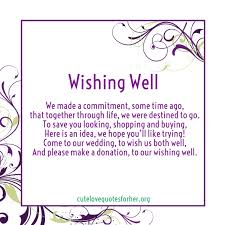 wedding wishes rhyme wedding poems asking for money poems for him