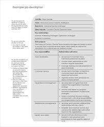 Resume Format For Call Center Job by Team Leader Job Description Security Supervisor Resume Sample