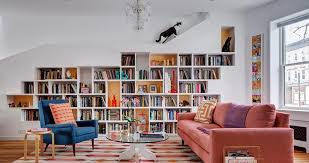 ideal home this is the ideal home for those who love books and cats