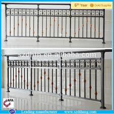 glass balcony railing balcony glass railing grill design for