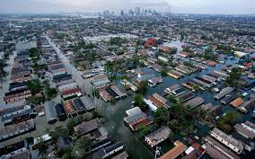 New Orleans Katrina Flood Map by The Katrina Aftermath New Orleans Floods Espn