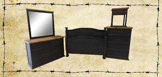 bedroom sets ricky rustics