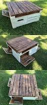 Seating Out Of Pallets by 25 Unique Pallet Picnic Tables Ideas On Pinterest Garden Picnic