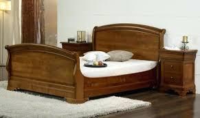 chambre louis philippe merisier massif lit de style lit racalisac en merisier massif de style louis