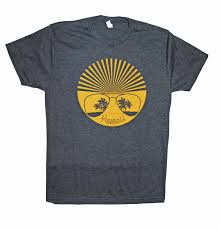affenpinscher hawaii men u0027s retro hawaii sun shades t shirt vintage revival