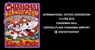 chiangmai tattoo fest 2018 home facebook