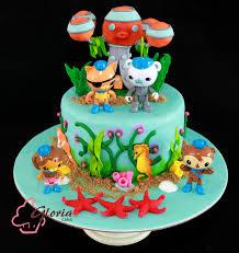 octonauts birthday cake octonauts birthday cake gloria cake