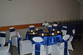 Baby Shower Table Setup by Royal Prince Baby Shower Royal Blue U0026 Gold Table Settings