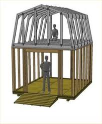 Gambrel Roof Barn Plans Barn Shed Roof Plans Shed Pinterest Gambrel Building Plans