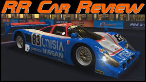 nissan race car new fastest car nissan r90ck racing rivals car review youtube