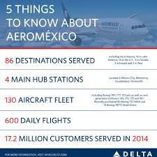 Press Advertising Aeromexico Multi Format Aeromexico Move Furthers Delta S Strategy Delta
