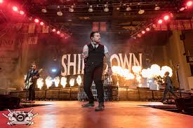 Shinedown Shed Some Light Acoustic by Five Finger Death Punch And Shinedown Rock Blue Cross Arena