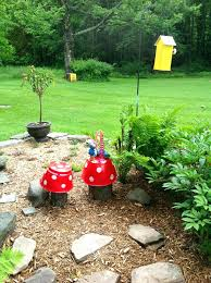 yard ornament crafts garden decor ideas best about on drone fly