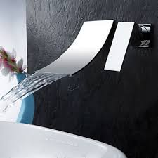 fresh wall mount faucets for bathroom 4117
