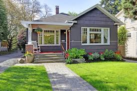 bungalow home via the creeping fig love this cottage and the way it is landscaped