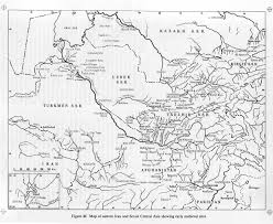 Central And Northern Asia Map by Art In Iran Vi Pre Islamic Eastern Iran U2013 Encyclopaedia Iranica