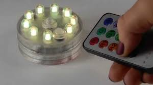 Shocking Sumix Water Proof Rgb Led Accent Light Battery Operated