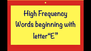 vocabulary for gre high frequency words beginning with letter