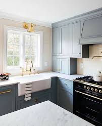 kitchen blue cabinets 21 amazing blue kitchen cabinet ideas in 2021 houszed