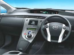 lexus rx400h dashboard toyota prius hybrid recalled in india autocolumn
