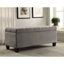 storage ottoman bench bedroom foter