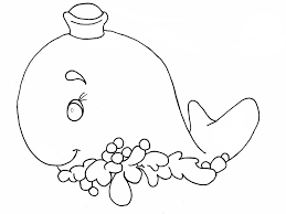 whale shark coloring kids coloring