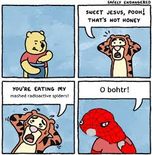 Memes O - sweet jesus pooh that s not honey know your meme