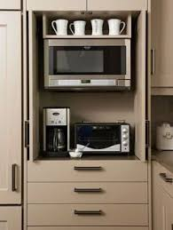 Next Kettle And Toaster Keep Small Appliances Out Of Sight Custom Cabinets Kitchens And