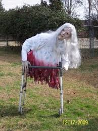Scary Halloween Decorations To Make Yourself by