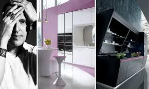kitchen collections designer karim rashid on an elegant kitchen experience ecds