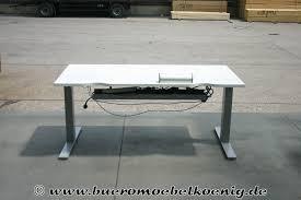 B Obedarf Schreibtisch Schreibtisch Elektrisch Höhenverstellbar