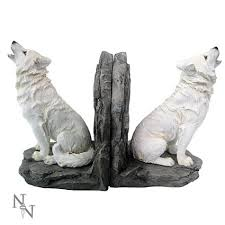 vampires kitchen nemesis now wardens of the north wolf bookends