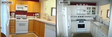 refacing cabinets kitchen cabinet refinishing before and after pictures kitchen