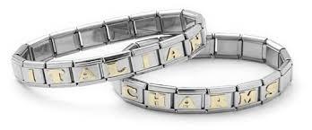 link bracelet charms images Flat charm bracelet best bracelets jpg