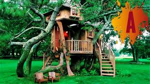 Real Treehouse 10 Most Amazing Treehouses In The World Youtube