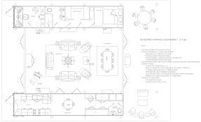 kasten 40ft containers u0026 courtyard home plan 6 000 shipping