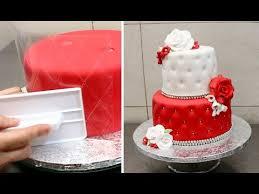quilted cake decorating idea by cakesstepbystep youtube