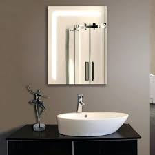 Bathroom Mirror Cabinets With Lights by Bathroom Cabinets Backlit Bathroom Mirror Lightingsmall With