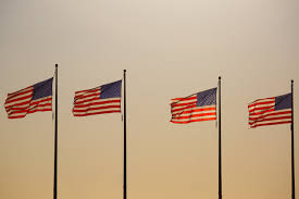 American Flag Sunset Report Flag Issues U2014 Honor With Flags