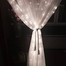 waterproof led 3 3m lighting string garland curtain lights