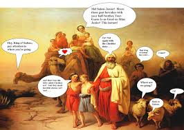 gregory u0027s bible stories the great king of sodom camel mix up