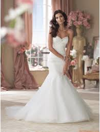 robe mari e sirene dentelle robe de mariée sirène dentelle organza perles col coeur