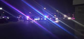 texas tech neon light police officer shot dead student in custody after active shooter