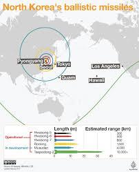 Sea Of Japan Map North Korea Fires Ballistic Missile Into Sea Of Japan North