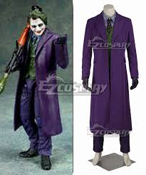Batman Dark Knight Halloween Costume Dc Batman Dark Knight Joker Suit Cosplay Costume