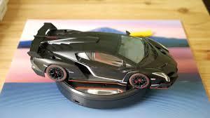 Lamborghini Veneno Matte Black - kyosho lamborghini veneno 1 18 model youtube