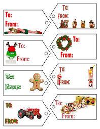 christmas gift label christmas gift ideas