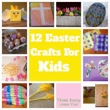 12 easter crafts for kids the chirping moms